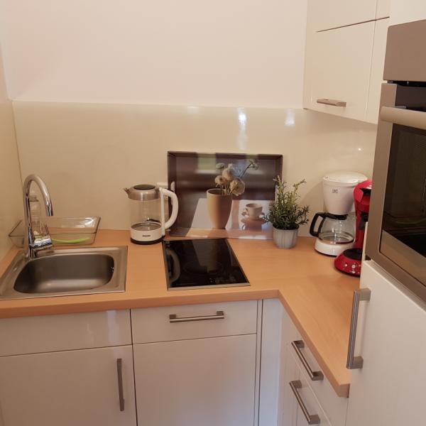 Paint Küche quadratisch 1